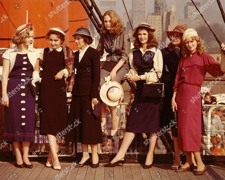 Mary-Robin Redd, Kathleen Widdoes, Joan Hackett, Elizabeth Hartman, Jessica Walter, Candice Bergen, Shirley Knight