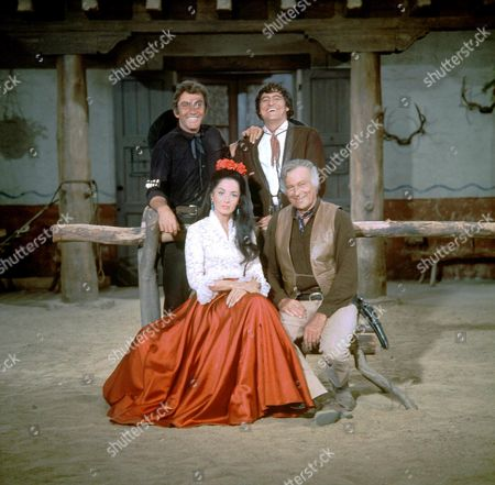 Editorial image of The High Chaparral - 1967-71