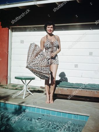 Stock Image of Ruth Roman