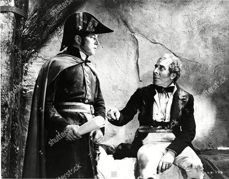 A.E. Matthews (Lord Hill) and George Arliss (Duke of Wellington)