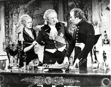 """Editorial picture of """"The Iron Duke"""" - Film 1934"""