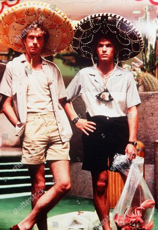 Editorial photo of O.C. and Stiggs - 1987