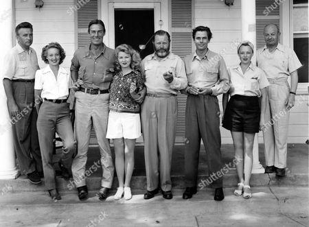 Editorial photo of The Desperadoes - 1943