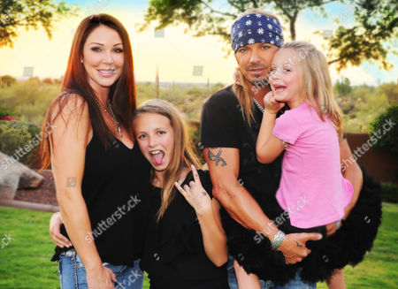 Editorial photo of Bret Michaels Life As I Know It - 2010