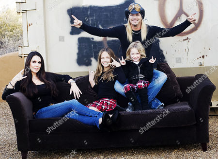 Editorial image of Bret Michaels Life As I Know It - 2010