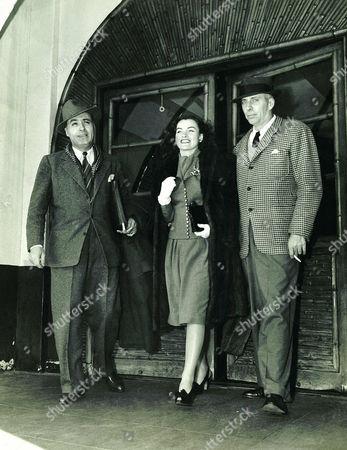 Charles Boyer, Ella Raines, Howard Hawks