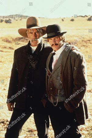 Stock Photo of Sam Elliott, Craig Sheffer