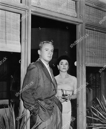 Van Johnson, Ruth Roman