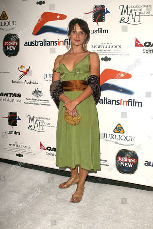Editorial photo of THE AUSTRALIANS IN FILM 2006 'BREAKTHROUGH AWARDS' AT THE AVALON HOTEL, BEVERLY HILLS, AMERICA - 11 MAY 2006