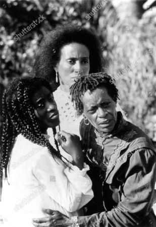 Alva Rogers, Barbara O Jones, Cora Lee Day
