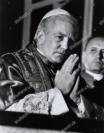 Stock Photo of Albert Finney