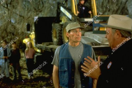 Stock Picture of Jim Varney