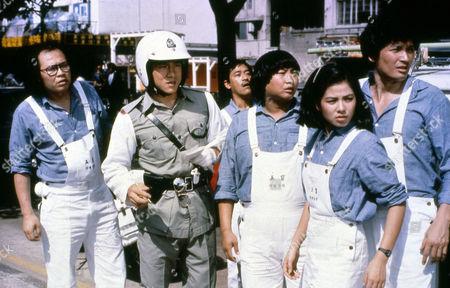 Jackie Chan, Cherie Chung
