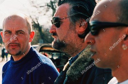Ralph Brown, John De Borman, Suri Krishnamma