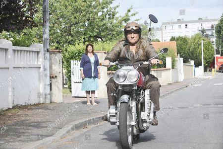 Yolande Moreau, Gerard Depardieu