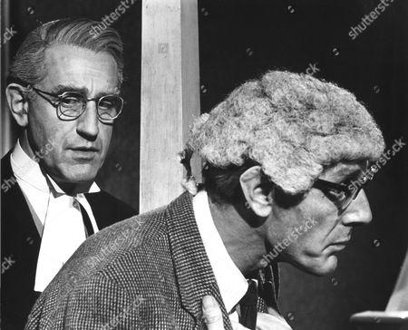 Douglas Wilmer, Eric Sykes