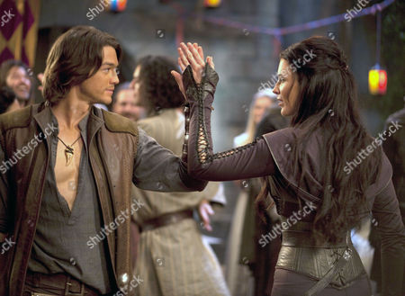 Editorial photo of Legend Of The Seeker - 2008-2010
