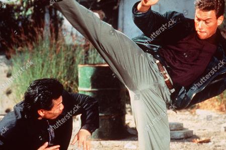 Jean-Claude Van Damme, Bolo Yeung