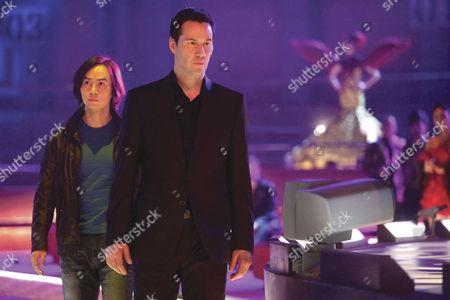 Tiger Hu Chen, Keanu Reeves