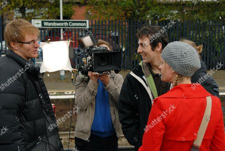 Roger Goldby, Ralf Little, Anne Marie Duff