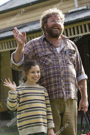 Stock Photo of Coco Jack Gilies, Shane Jacobson