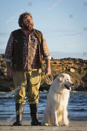 Stock Picture of Shane Jacobson