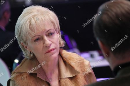 Stock Picture of Luminita Gheorghiu