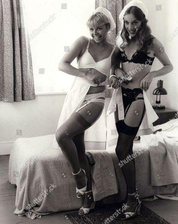 Debbie Ash, Caroline Argyle