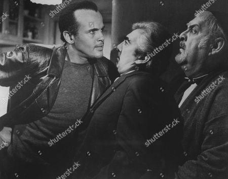 Harry Belafonte, Milo O'Shea, Zero Mostel