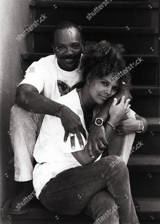 Quincy Jones, Jolie Jones