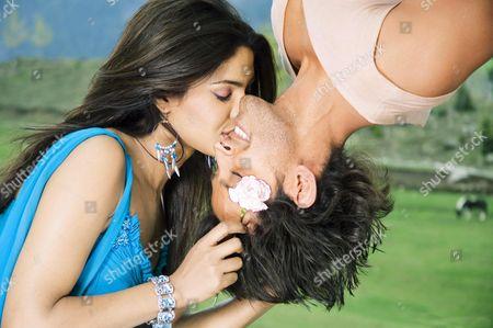Priyanka Chopra, Hrithik Roshan