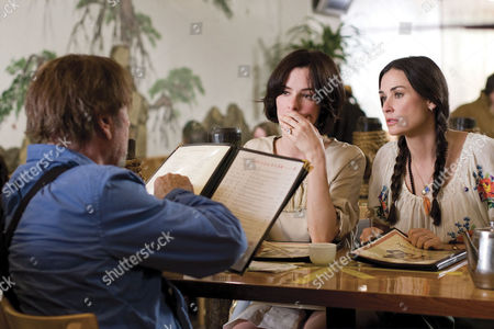 Parker Posey, Demi Moore