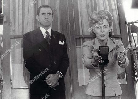 James Farentino, Faye Dunaway