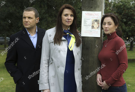 David Cubitt, Amanda Tapping, Moira Kelly