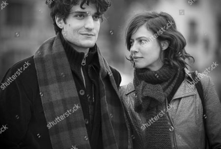 Stock Photo of Louis Garrel, Anna Mouglalis