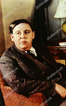 Stock Photo of Charles Laughton