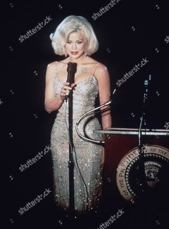 Stock Image of Melody Anderson