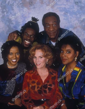 Clockwise (From Top Left), Doug E. Doug, Bill Cosby, Phylicia Rashad, Madeline Kahn, T'Keyah Keymah