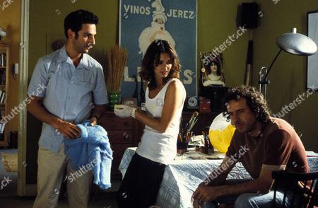 Ernesto Alterio, Paz Vega, Guillermo Toledo