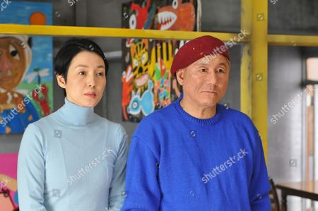 Kanako Higuchi, Takeshi Kitano