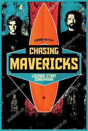 Editorial photo of Chasing Mavericks - 2012
