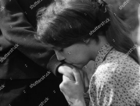 Stock Picture of Anne Wiazemsky