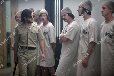 Michael Angarano, Jesse Carere, Brett Davern, Tye Sheridan, Johnny Simmons, Ezra Miller, Chris Sheffield