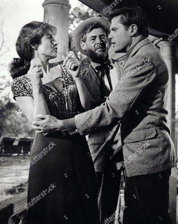 Tina Louise, Robert Ryan, Jack Lord