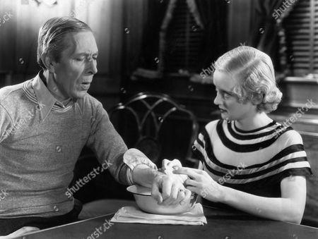 George Arliss, Bette Davis