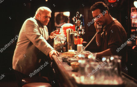 Stock Picture of Brian Dennehy, Bryan Brown