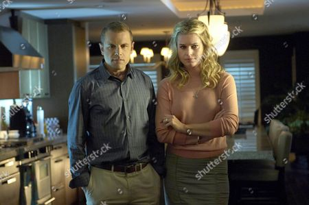 Stock Picture of David Cubitt, Rebecca Romijn