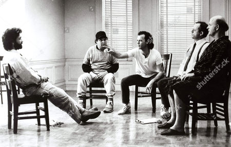 Dennis Boutsakiris, Stephen Furst, Michael Keaton, Christopher Lloyd, Peter Boyle