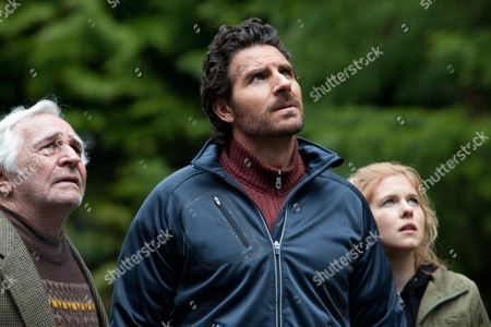 Donnelly Rhodes, Ed Quinn, Magda Apanowicz