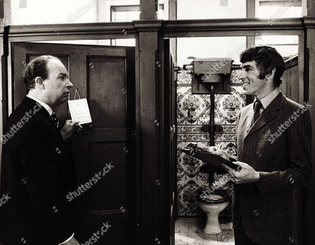 James Cossins, Peter Cook
